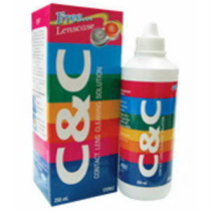 MAXIM C&C CLEANING SOLUTION 60 ML