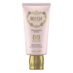 Mille Whitening Rose BB Cream SPF30 #2 Glowing N