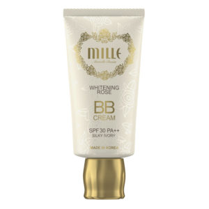 Mille Whitening Rose BB Cream SPF30 #1 Silky Ivo