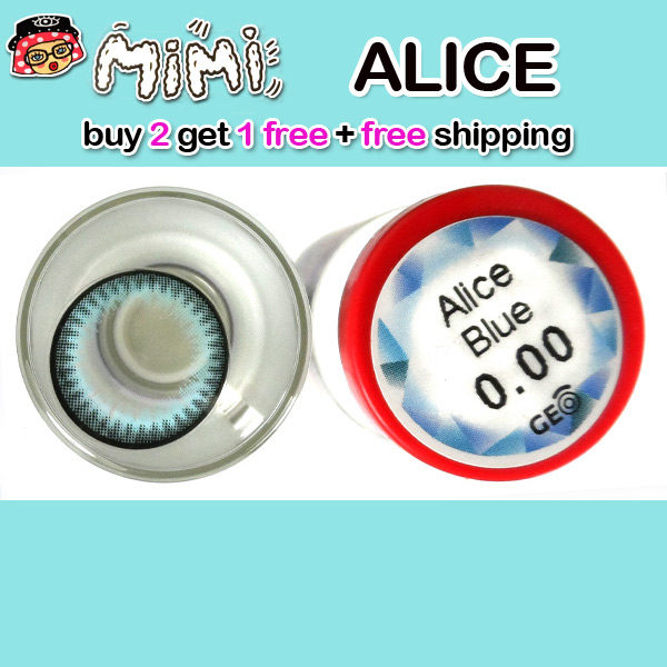 MIMI ALICE BLUE COLOR LENS