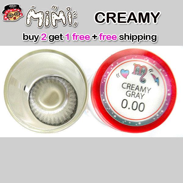 MIMI CREAMY GREY COLOR LENS