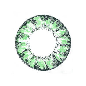 MIMI CRYSTAL GREEN COLOR LENS