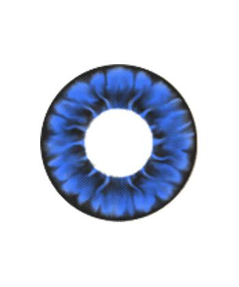 MIMI DAISY BLUE COLOR LENS