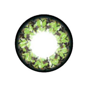 MIMI MORNING GLORY GREEN COLOR LENS