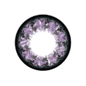 MIMI MORNING GLORY PURPLE COLOR LENS