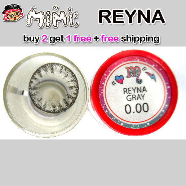 MIMI REYNA GREY COLOR LENS