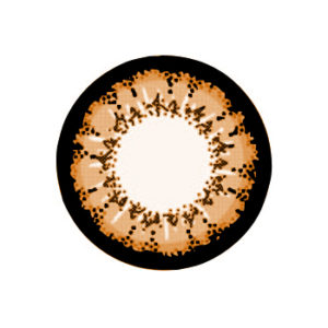 MIMI SUPER KING BROWN COLOR LENS