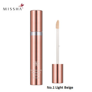 Missha The Style Good Bye Crease Eye Makeup Primer #1 Light Beige