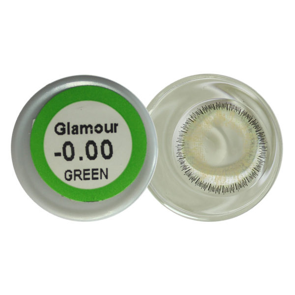 NEO VISION GLAMOUR GREEN COLOR LENS
