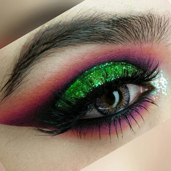 NEO VISION GLAMOUR PURPLE COLOR LENS