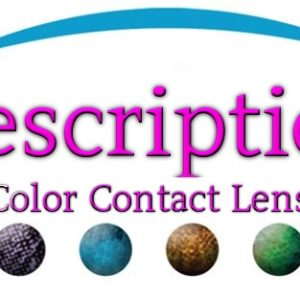 Prescription Color Lens