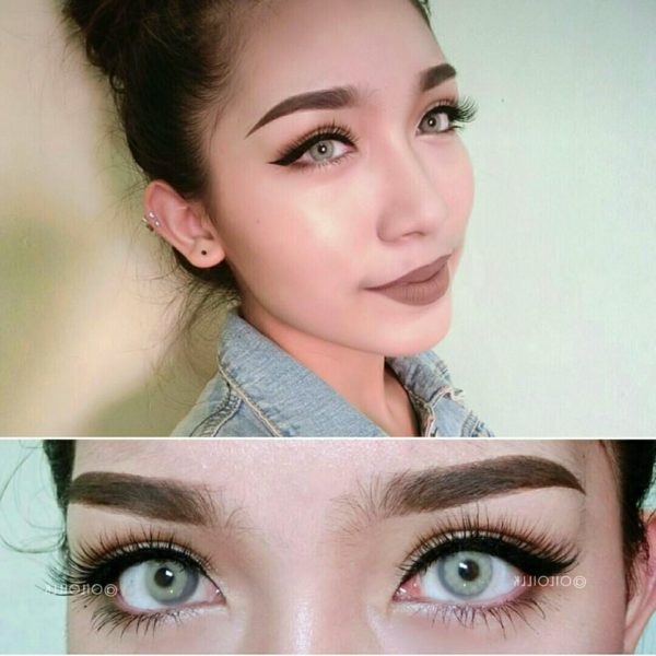 DUEBA SWEETY SPATAX GREY COLOR LENS