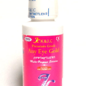 ANY EYE MULTI-PURPOSE DISINFECTING SOLUTION 40ML