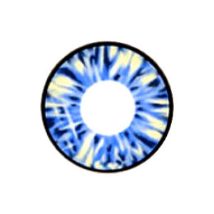 VASSEN LOLLIPOP BLUE COLOR LENS