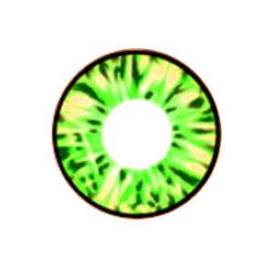 VASSEN LOLLIPOP GREEN COLOR LENS