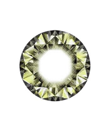 VASSEN DIAMOND GOLD COLOR LENS