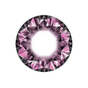 VASSEN DIAMOND PINK COLOR LENS