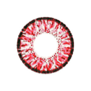 VASSEN SWEET EYES RED COLOR LENS