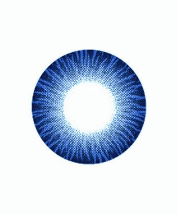 VASSEN GLAMOUROUS BLUE COLOR LENS