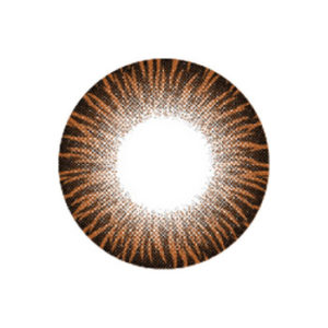 VASSEN GLAMOUROUS BROWN COLOR LENS
