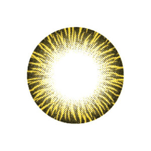 VASSEN GLAMOUROUS GOLD COLOR LENS