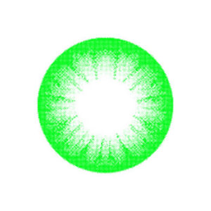 VASSEN CIRCLE GREEN COLOR LENS