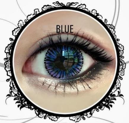 VASSEN MELLOW BLUE COLOR LENS