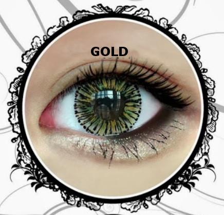 VASSEN MELLOW GOLD COLOR LENS