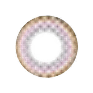 VASSEN RAINBOW DOLL BROWN COLOR LENS