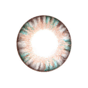 VASSEN RAINBOW EYES GREY COLOR LENS
