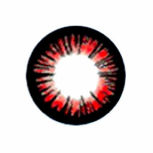 VASSEN RUBY BLYTHE RED COLOR LENS