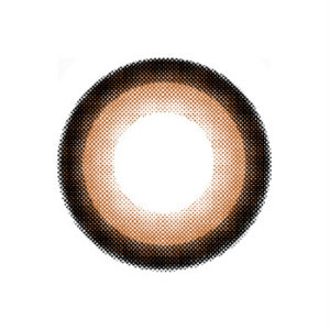VASSEN SAKURA CANDY BROWN COLOR LENS