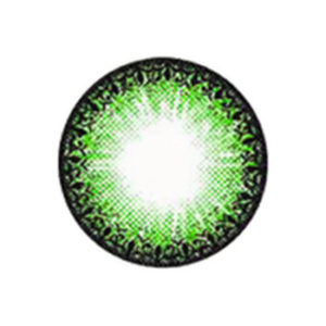 VASSEN SUGAR GREEN COLOR LENS