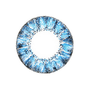 VASSEN SUPER CRYSTAL BLUE COLOR LENS