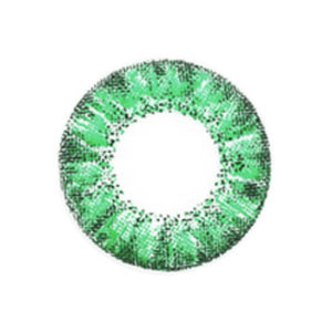 VASSEN SUPER CRYSTAL GREEN COLOR LENS