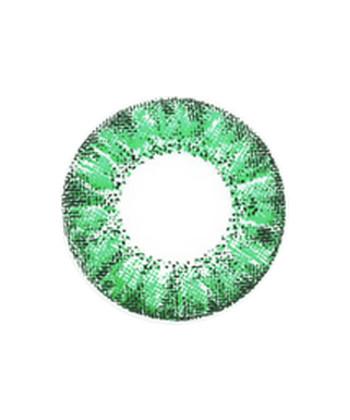 VASSEN SUPER CRYSTAL GREEN COLOR LENS
