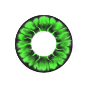 VASSEN TOFI GREEN COLOR LENS