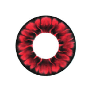 VASSEN TOFI RED COLOR LENS